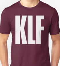 KLF TEXT TEE Unisex T-Shirt