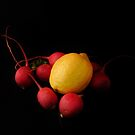 Red and Yellow by Barbara Morrison