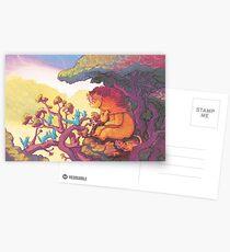 Plea to the Sun Guardian Postcards