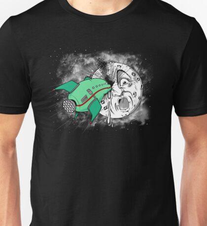 Voyage dans la lune Unisex T-Shirt