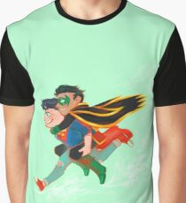 supersons Graphic T-Shirt