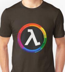 Half Life Logo (Rainbow) T-Shirt
