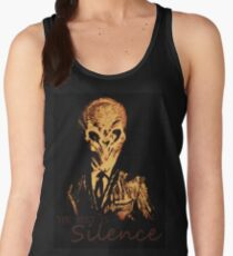 The Rest is Silence Women's Tank Top