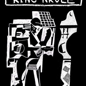 King Krule by WARDSART