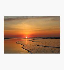 Wildwood Sunrise  Photographic Print