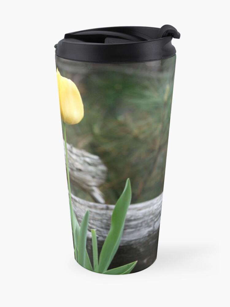 Alternate view of Solitaire Travel Mug