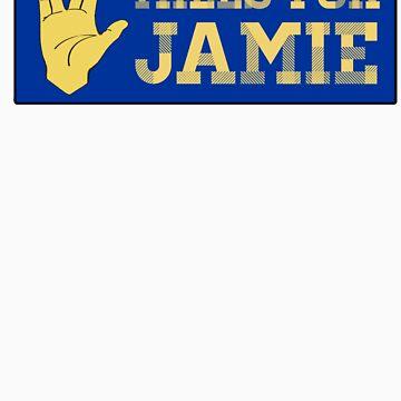 Miles For Jamie by tttechnicolors