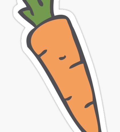Carrots Sticker