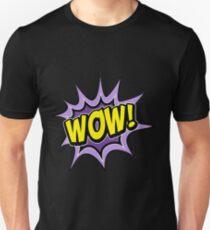 T-shirt wow T-Shirt