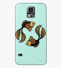 Sushi Yin Yang Case/Skin for Samsung Galaxy