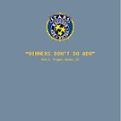 Resident Evil 7 - Winners Don't Do ADR (Bigger). by Rhyfel