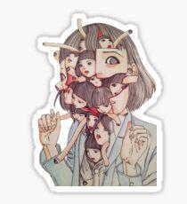 Shintaro Kago Sticker