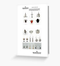 Wholesale silver jewellry in Jaipur Greeting Card