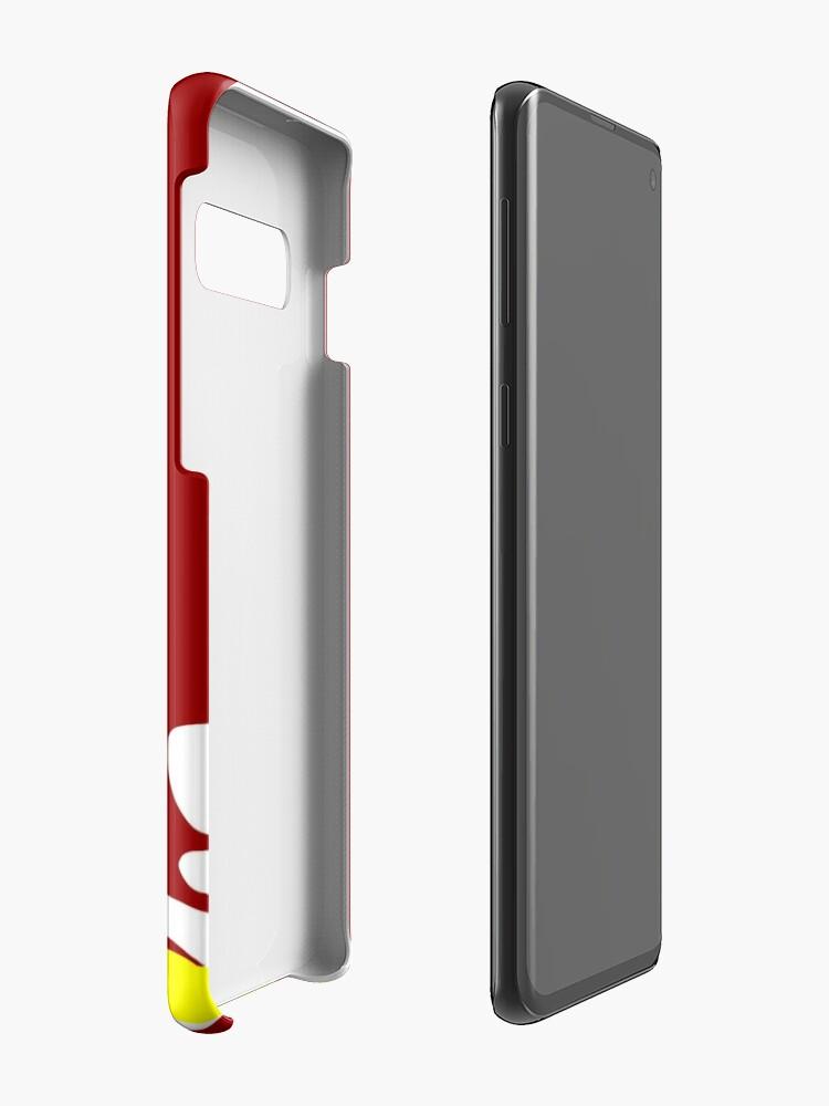 Vista alternativa de Funda y vinilo para Samsung Galaxy (Sin palabras) Shuckle