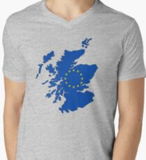 Scotland Map EU T-Shirt