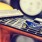 Blues Car von MMPhotographyUK