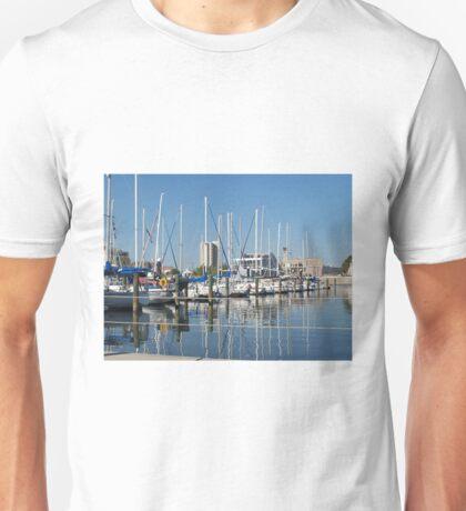 Sailing Boats Unisex T-Shirt