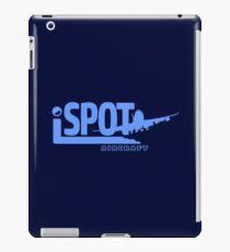 iSPOT Aircraft iPad Case/Skin
