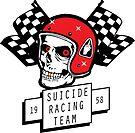 Suicide Racing Team by Rich Anderson