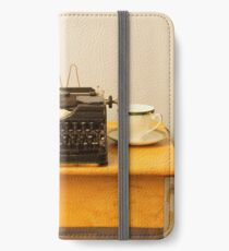 Writers Block iPhone Wallet/Case/Skin