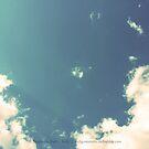 My Shade Of Blue by Stephanie Rachel Seely