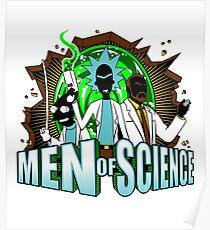 Men of Science Poster