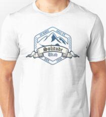 Solitude Ski Resort Utah Unisex T-Shirt