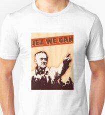 Jez We Can - Jeremy Corbyn T-Shirt