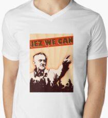 Jez We Can - Jeremy Corbyn Men's V-Neck T-Shirt
