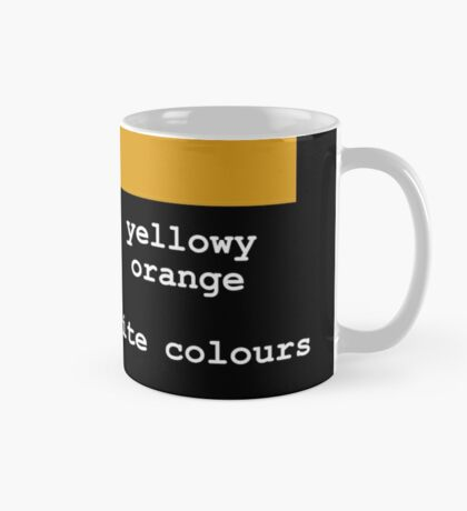 My Two Favourite Colours Mug