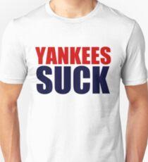 Boston Red Sox - YANKEES SUCK T-Shirt