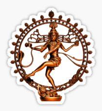 Shiva Nataraja Sticker