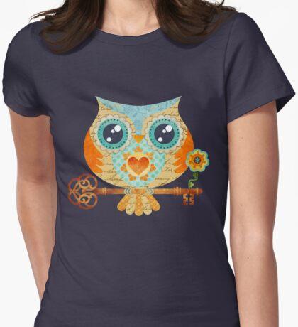 Owl's Summer Love Letters T-Shirt