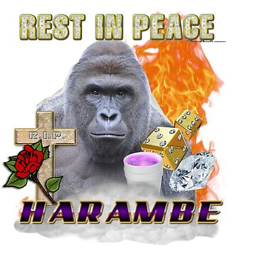 I FEEL LIKE HARAMBE  by Newplort