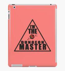 Dungeon Master! iPad Case/Skin