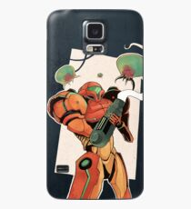 Samus Aran Case/Skin for Samsung Galaxy