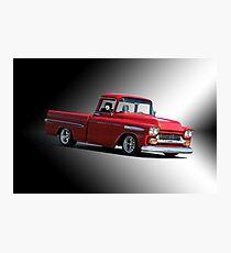 1958 Chevrolet Apache Pick-Up Photographic Print