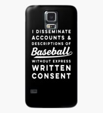 Legalese Case/Skin for Samsung Galaxy