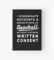 Legalese Hardcover Journal