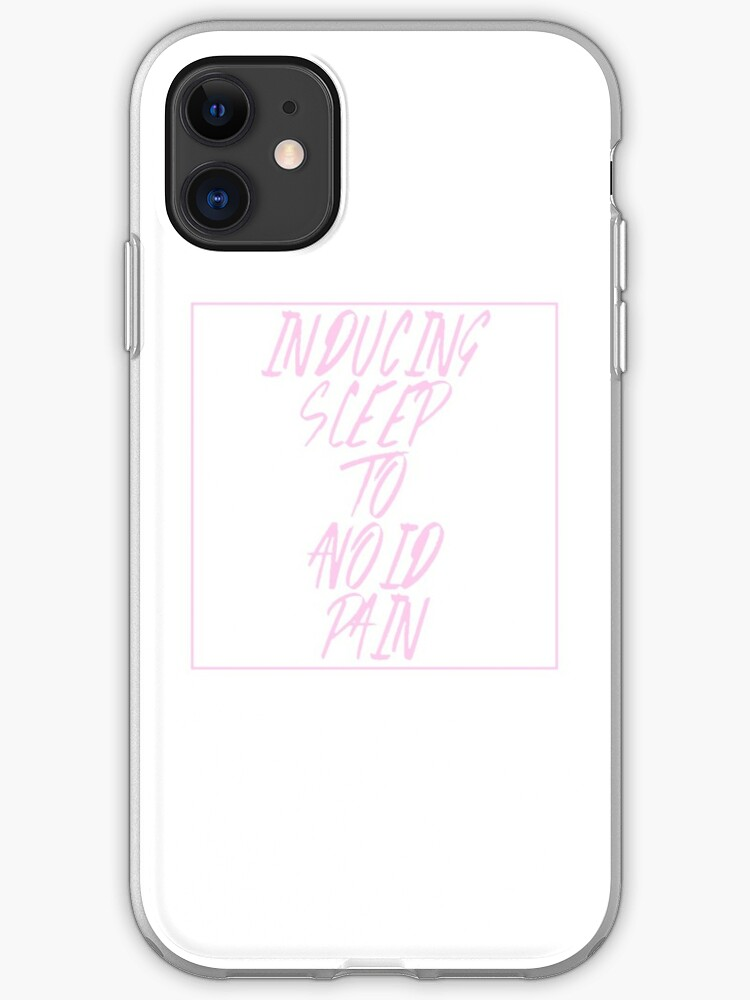 THE 1975 LYRICS Falling for you iphone case