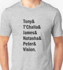Team Tony... T-Shirt