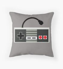NES Controller - Retro Throw Pillow