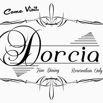 Come Visit Dorcia - Light by zombieguy01
