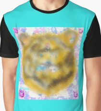 All Natural Lion  Graphic T-Shirt