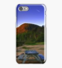 Lakeside Serenity iPhone Case/Skin