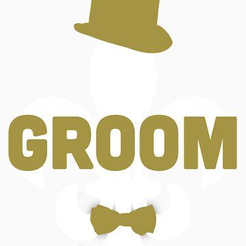 Honeymoon Groom Shirt by jessuhcwah09