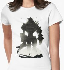 Shadow of the Colossus Womens Fitted T-Shirt