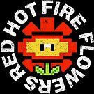 Red Hot Fire Flowers by RyanAstle
