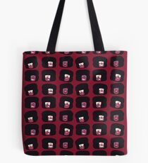 Garnets Tote Bag