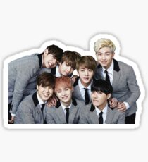 BTS Sticker